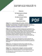 Constituição Estadual de São Paulo, Leis do Estado de São Paulo