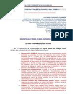 Lei Das Contravencoes Penais - Anotada