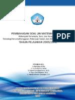 Soal Dan Pembahasan Ujian Nasional SMK Non Teknik 2010 P-15