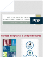 Aula 3 - Práticas Integrativas e Complementares - Acupuntura, Termalismo