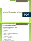 Human Resource Management=by Prashant Dwivedi