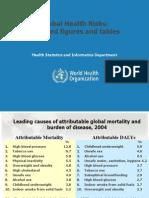 Global Health Risks Report Figures