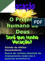 O projecto Humano de Deus
