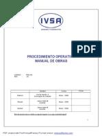 9 Procedimiento Manual de Obras