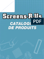 ScreensRus Catalogue 2011 FR