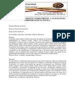 Artigo Sobre Avaliação na Escola - Hoffmann - Luckesi - Libâneo e outros