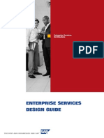 Enterprise Services Design Guide