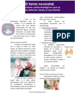 Tamiz Neonatal Pp