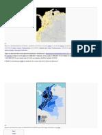 Generalidades sobre la demografía de Colombia_Wilkipedia