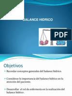 Clase Balance Hidrico