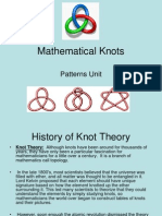 Mathematical Knots- Laughridge
