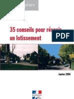 35 conseils pour réussir un lotissement.pdf