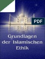 Grundlagen der Islamischen Ethik (German edition)