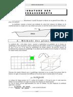 Cours travaux de terrassement for Assainissement cours pdf
