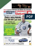 Edition du 08/07/2009