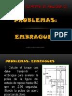 Problemas de Embragues 2