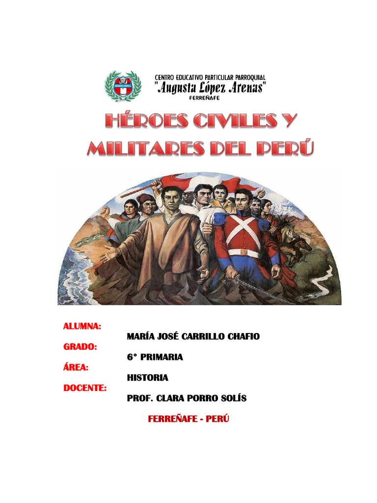 Heroes Civiles y Militares