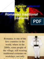 Romanian Traditional Costumes