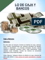 Examen de Caja y Bancos