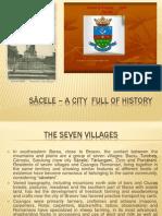 Săcele – a city  full of history