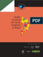 Gestão Territorial de Terras Indígenas no Brasil