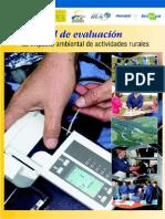 Manual de evaluación impacto ambiental de actividades rurales