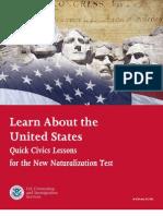 USA Naturalization Handbook