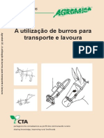 Agrodok-35-A utilização de burros para transporte e lavoura