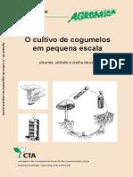 Agrodok-40-O Cultivo de Cogumelos Em Pequena Escala - 1