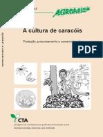 Agrodok-47-A cultura de caracóis