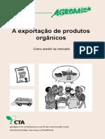 Agrodok-48-A exportação de produtos orgânicos