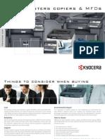 Kyocera Range Brochure 11