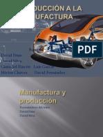 Introducción a la manufactura