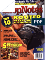 ShopNotes Issue 93