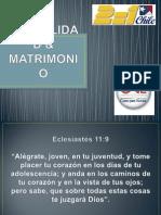 Sexualidad & Matrimonio