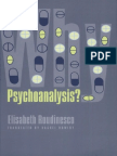 Elisabeth Roudinesco, Rachel Bowlby-Why Psychoanalysis (European Perspectives a Series in Social Thought and Cultural Criticism)-Columbia University Press(2004)
