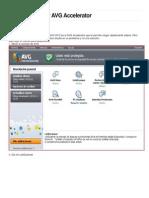 Como Desactivar AVG Accelerator