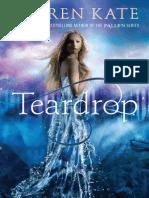 October Free Chapter - Teardrop by Lauren Kate