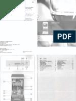 Bosch Dishwasher EXXCEL manual