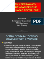 Asuhan Keperawatan Klien Dengan Dengue Haemorhagic Fever