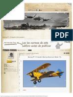 Boeing PT-13 Kaydet [Entrenador]