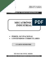 Mecatrónica Industrial IV Semestre