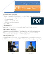 vch newsletter spring 2013