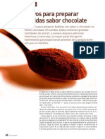 Cmo Preparar Chocolate en Polvo