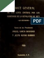 Indice general de las leyes de Guatemala, 1871.pdf