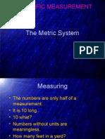 1.3metric System