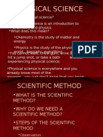 1.2 Scientific Method
