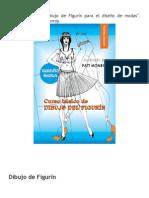 Curso Básico de Dibujo de Figurín para el diseño de modas