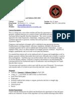 geometry syllabus 2013-14