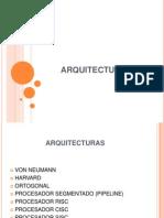 ARQUITECTURAS presentacion 2